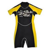 Neoprene children swimwear wet suits thumbnail image