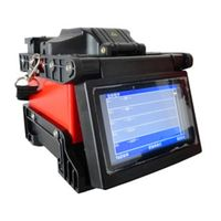 Qualified Fiber Optic Fusion Splicer 740 Splicing Machine