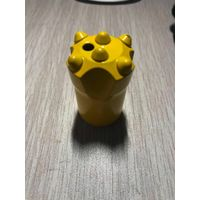 thread rock drill button bit bore bit 6 button for mining& tunneling