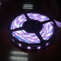 Waterproof 5050 intelligent RGB LED strip thumbnail image
