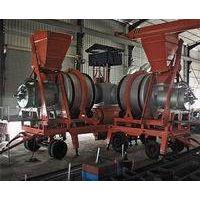 Mobile Asphalt Mixing Plant/Batch mixing type GCQ-80