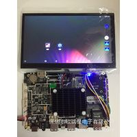 10.1 Inch 1024600 LCD Panel with Quad Core RK 3288 Android Industrial Control Mainboard