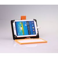 2014 Silicone PU Leather Stand Case Cover KeyboardFor 7 inch  Universal Tablet PC