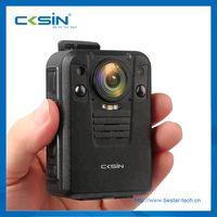 CKSIN 1512P HD Police body worn camera 4G live streaming WIFI GPS Law enforcement recorder 4G camera thumbnail image