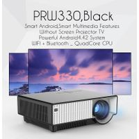 Simplebeamer PRS330  Led home theater Android smart  projector thumbnail image