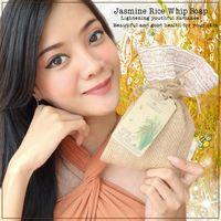Natural Excellence Jasmin Rice Whip Soap Bar Bubble Foam 110G Original