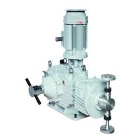 Plunger Metering Pump With Precise Flow Rate