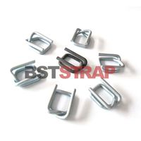 BST Buckle Strap Galvanized Cord Strapping Wire Buckle Steel Buckles thumbnail image