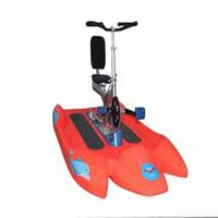 Fantastic and Exciting Water Bike