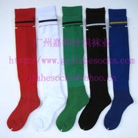 Mens & Womens cotton soccer socks