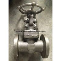ASTM Forged Steel Flanged Gate Valve thumbnail image