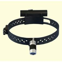 Portable Medical ENT LED headlight with battery