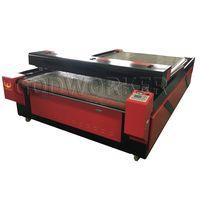 GW-1325/1625/1530/1630A High Speed Auto Feeding Fabric Laser Cutting Machine