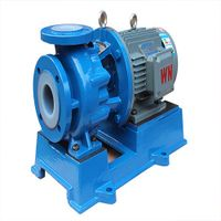 IHF single stage end suction chemical Centrifugal coupled Pump thumbnail image