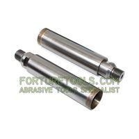 Long shank external threaded diamond core drill bits for agate gemstone thumbnail image