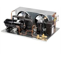 Horizontal Condensing Unit for Refrigeration Freezer Cold Rooms cooling displayer showcase