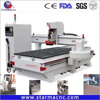 Jinan 3D Atc Woodworking cnc router Machine 1325