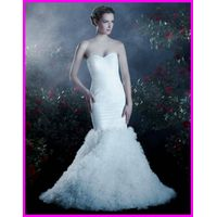 2014 designer wedding dress from china supplier