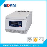 TGL-16 Microprocessor control big LCD screen desktop High Speed Refrigerated industrial Centrifuge w thumbnail image