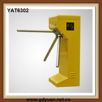 stainless steel CE Approval vertical Tripod turnstile thumbnail image