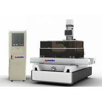 CNC high speed wire cut EDM machine