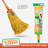 Item Discription:KRESS Kleen Cotton Deck Mop Model