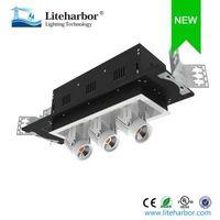 3-Lamp Retractable Led Shop Light thumbnail image