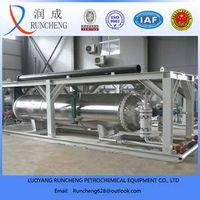 high technical steam heat exchanger / industrial heat exchanger