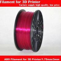 Factory supply high quality 3D printer filament/ abs filament / pla filament / 3d filament
