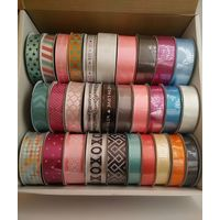 Premium Boutique 30 Roll Ribbon Set