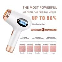 New design Portable IPL Epilator /ipl hair removal home/hair removal ipl for home use