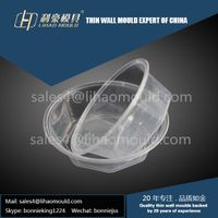 poligon disposable fast food container mould maker