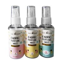 Natural Material Fablic Perfume Mist Spray Deodorant