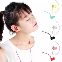 REMAX RM-502 wired phone headset in-ear surround sound music headset