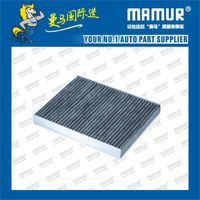 Cabin air filter for Citroen Xsaras1.6/2.0  6447.FF