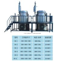 EG oven for cleaning spinneretfor Recycled Polyester Staple Fiber Production Line thumbnail image