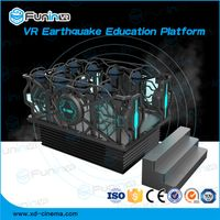 selling new product VR Earthquake Education Platform