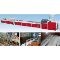PVC Gusset Plate/ Pinch Plate Ceiling and Wll Panel Extrusion Line thumbnail image