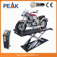 Ce Approval High Speed Motorcycle Scissor Lift Table (MC-600) thumbnail image