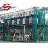 maize flour making machine,80T maize flour milling machine
