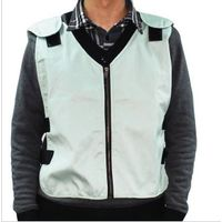PCM cool vest for work in high temperature working place