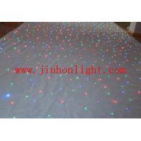 Led star curtain