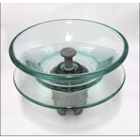glass insulator/high votage/power construction/electric transmission/insulators