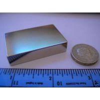 Huge 46 x 30 x 10mm Block Magnet NdFeB / Neodymium