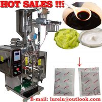 soy/soy sauce /oyster sauce/ butter/ salad  Machinery Packing machine automatic paking machine packe