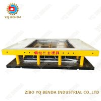 Wear resistant customized ceramic tile mould