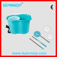 ISPINMOP cleaning mop with pedal