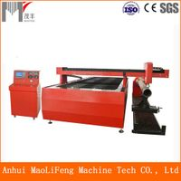 cnc flame / plasma cutting machine