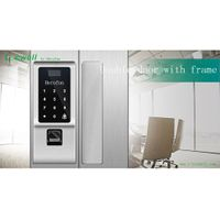 Zinc Alloy Fingerprint Biometric Smart Door Lock