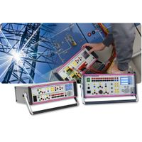 3 Phase Relay Test Set Secondary Injection Relay Calibration Tester thumbnail image